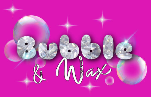 Bubble And Wax Logo
