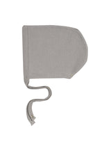 Load image into Gallery viewer, Smart Baby Bonnet - Gray - Scarlett + Michel