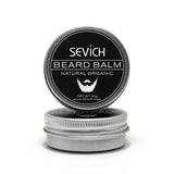 beard balm men natural organic sevich argan mango jojoba grapeseed beeswax sweet orange