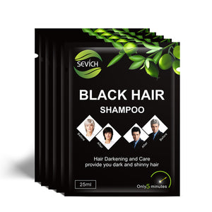 sevich shampoo bald notbald color hair black hair care