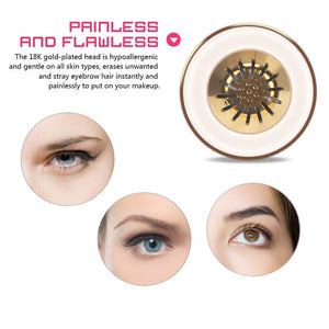 Painless Eyebrow Epilator