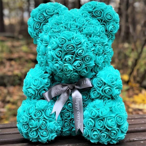Exclusive Tiffany Rose Bear