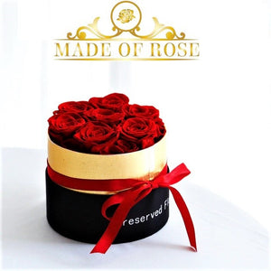Preserved Roses Round Box™⭐