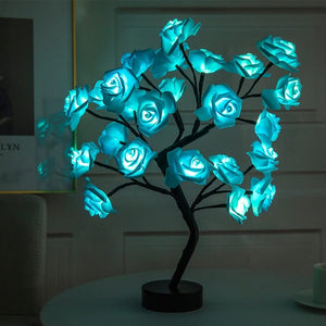 Exclusive Led Rose Tree Lamp™