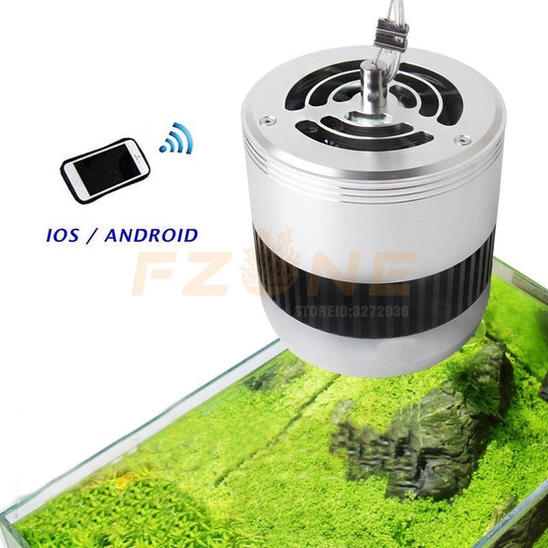 2018 New App Version Aquarium Plant Marine LED With Customized Working Mode  with Time Function Aquatic Tube lamp