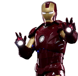 You Can Create Your Own Cosplay Halloween Iron Man Suit Real