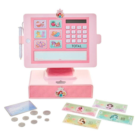 Disney Princess Cash Register Play Set - Garrison City Toy Work's