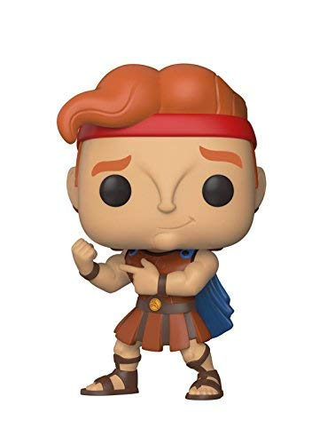 Funko 29322 POP! Disney: Hercules (Styles May Vary) Collectible Figure, Standard, Multicolor - Garrison City Toy Work's