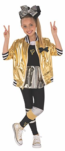 Rubie's JoJo Siwa Child's Costume Dancer Outfit, Medium, Multicolor, Medium - Garrison City Toy Work's