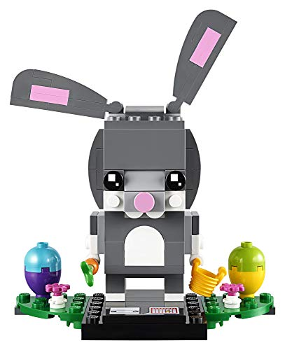 LEGO BrickHeadz Easter Bunny 40271 Building Kit (126 Pieces) - Garrison City Toy Work's