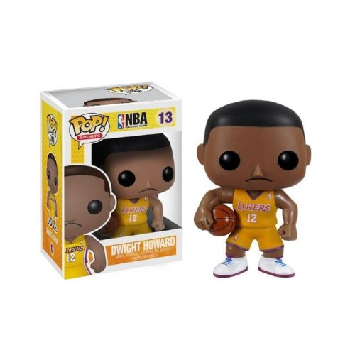 Funko POP NBA Dwight Howard Vinyl Figure - Garrison City Toy Work's