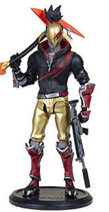 McFarlane Toys Fortnite Red Strike Day & Date Premium Action Figure - Garrison City Toy Work's
