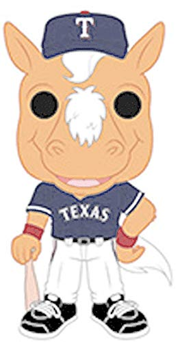 Funko POP! MLB: Ranger's Captain (Texas) - Garrison City Toy Work's