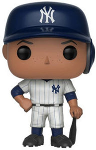 Funko POP!: Major League Baseball Aaron Judge Collectible Figure, Multicolor - Garrison City Toy Work's