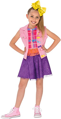 Rubie's JoJo Siwa Boomerang Music Video Outfit Costume, Multicolor, Small - Garrison City Toy Work's
