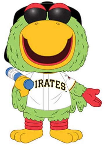 Funko POP! MLB: Pirate Parrot (Pittsburgh) - Garrison City Toy Work's