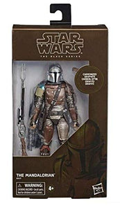 "Star Wars The Black Series 6"" Carbonized The Mandalorian (Target Exclusive). - Garrison City Toy Work's"