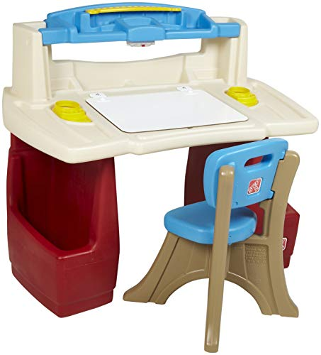 Step2 Deluxe Art Master Kids Desk | Assembles In Min - Garrison City Toy Work's