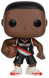Funko POP NBA: Damian Lillard Collectible Vinyl Figure - Garrison City Toy Work's