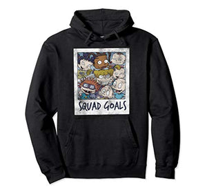 Rugrats Baby Squad Polaroid Picture Vintage Hoodie - Garrison City Toy Work's
