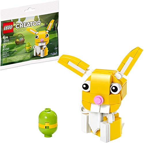 LEGO Creator Easter Bunny Polybag 30550 - Garrison City Toy Work's