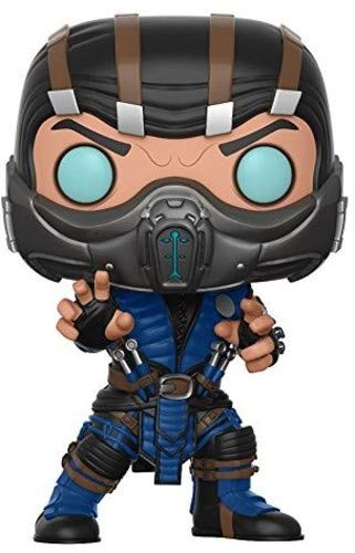 Funko Pop Games: Mortal Kombat-Subzero (Styles May Vary) Collectible Vinyl Figure - Garrison City Toy Work's