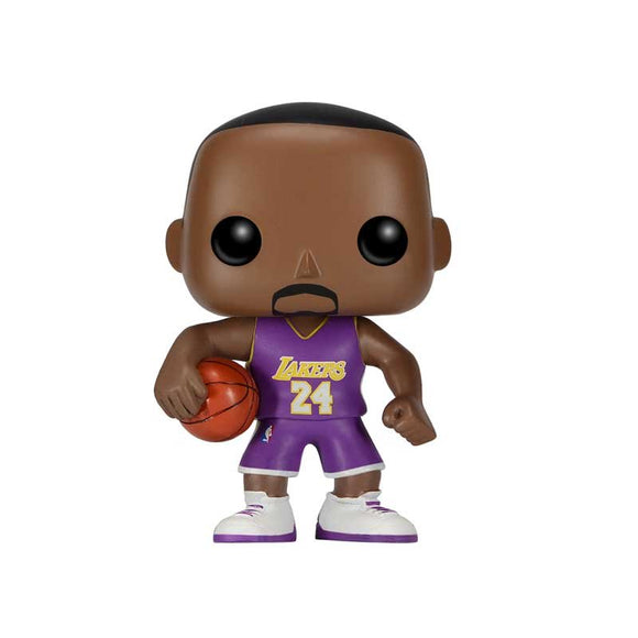 Funko Pop Asia NBA Kobe Bryant #24 Purple Jersey - Garrison City Toy Work's