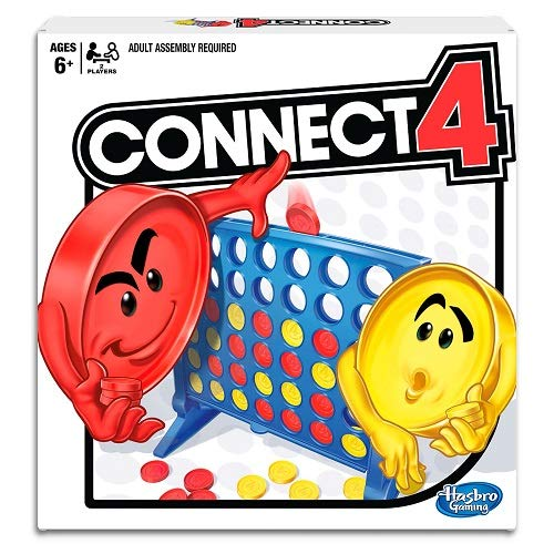 Hasbro Connect 4 Game - Garrison City Toy Work's