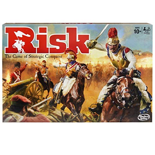 Hasbro Risk Game - Garrison City Toy Work's
