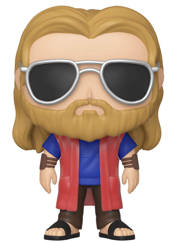 Funko Pop! Marvel: Avengers Endgame - Casual Thor - Garrison City Toy Work's