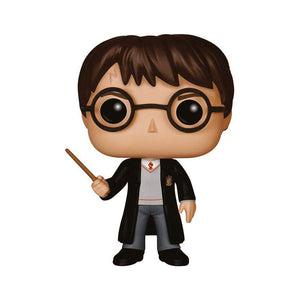 Funko POP Movies: Harry Potter Action Figure, Standard - Garrison City Toy Work's