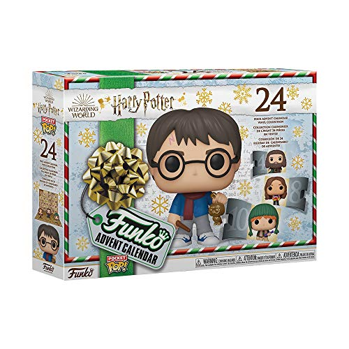 Funko Advent Calendar: Harry Potter - 24 Vinyl Figures (2020)