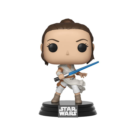 Funko Pop! Star Wars: Episode 9, Rise of Skywalker - Rey - Garrison City Toy Work's