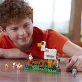 LEGO Minecraft The Chicken Coop 21140 Building Kit (198 Pieces) - Garrison City Toy Work's