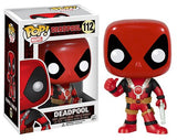 Funko POP Marvel: Deadpool Thumbs Up Action Figure - Garrison City Toy Work's
