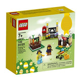 LEGO Holiday Easter Egg Hunt Building Kit (145 Pieces) - Garrison City Toy Work's