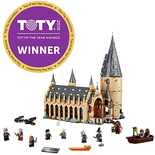 LEGO Harry Potter Hogwarts Great Hall 75954 Building Kit and Magic Castle Toy - Garrison City Toy Work's