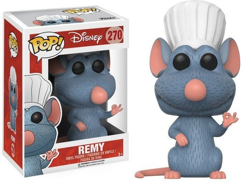 Funko POP Disney Ratatouille Remy (Styles May Vary) Action Figure - Garrison City Toy Work's