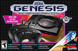 Sega Genesis Mini - Genesis - Garrison City Toy Work's