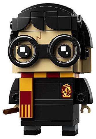 LEGO BrickHeadz 180 Piece Harry Potter & Hedwig Building Kit, Multicolor - Garrison City Toy Work's