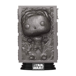 Funko Pop! Star Wars: Han Solo in Carbonite - Garrison City Toy Work's