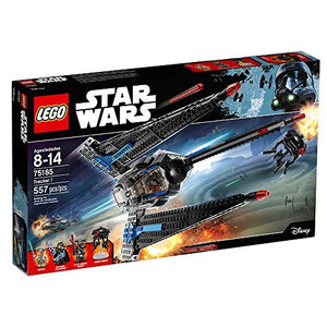 LEGO Star Wars Tracker I 75185 Building Kit - Garrison City Toy Work's