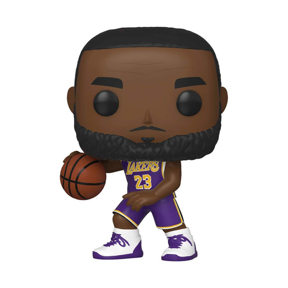 Funko POP! NBA: Lakers - Lebron James - Garrison City Toy Work's