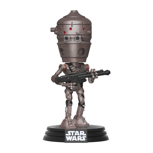 Funko Pop! Star Wars: Mandalorian - IG-11 - Garrison City Toy Work's