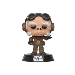 Funko Pop! Star Wars: Mandalorian - Kuiil - Garrison City Toy Work's