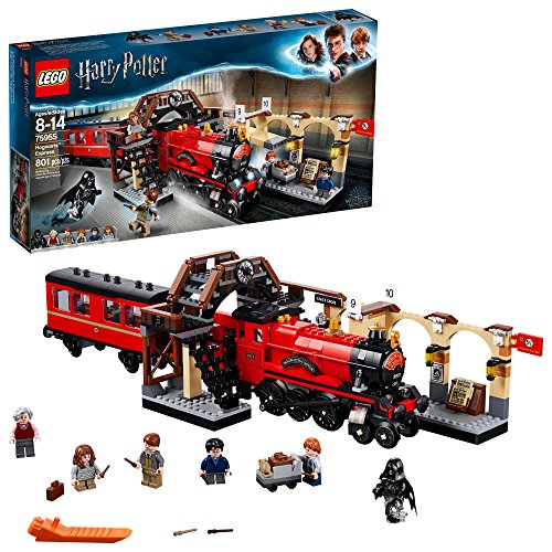 LEGO Harry Potter Hogwarts Express 75955 Building Kit (801 Pieces) - Garrison City Toy Work's