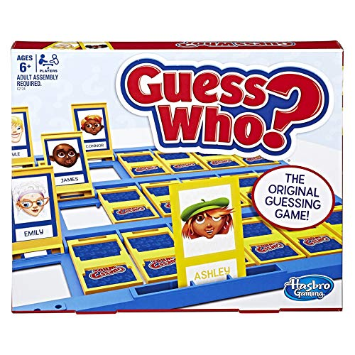 Hasbro Guess Who Classic Game - Garrison City Toy Work's