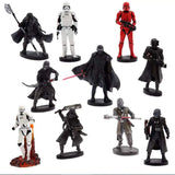 Disney Star Wars Exclusive Rise of Skywalker First Order Figurine PVC Figure Playset - Garrison City Toy Work's