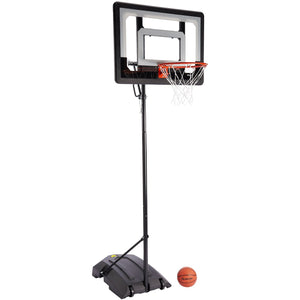SKLZ Pro Mini Hoop Basketball System with Adjustable-Height Pole and 7-Inch Ball - Garrison City Toy Work's