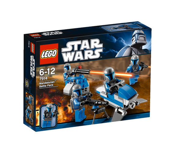 LEGO Star Wars Mandalorian Battle Pack 7914 - Garrison City Toy Work's